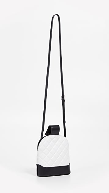Parisa Wang Addicted Quilted Bracelet Bag