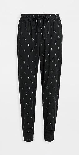 Polo Ralph Lauren Underwear - Jersey Knit Joggers Pants