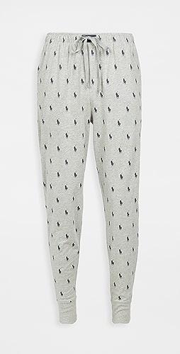 Polo Ralph Lauren Underwear - Jersey Knit Jogger Pants