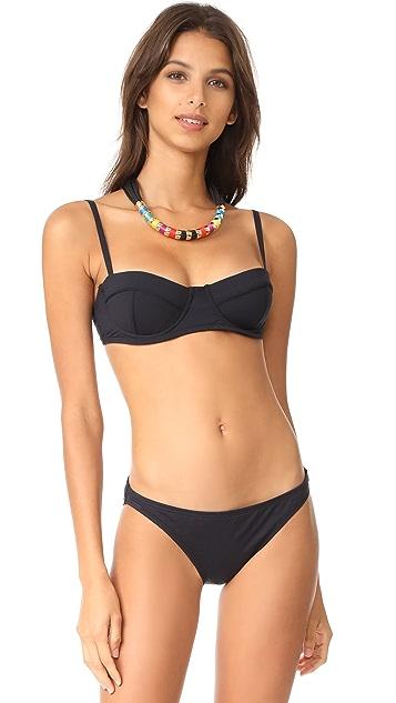 Proenza Schouler Demi Underwire Bikini Set