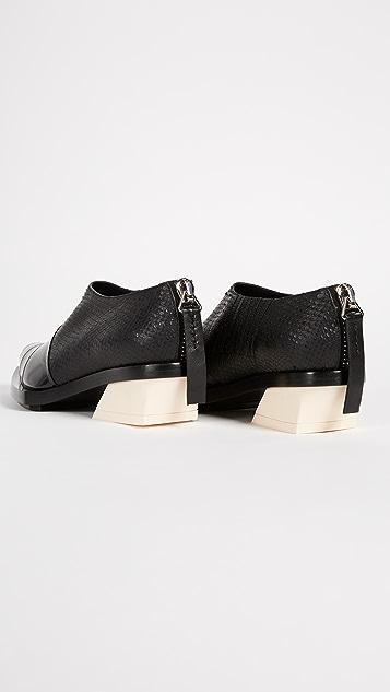 Proenza Schouler Pointed Toe Booties