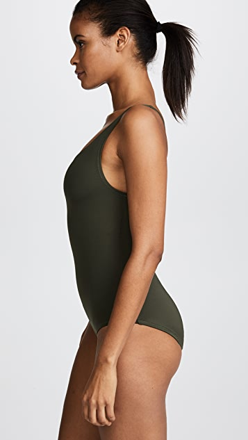 Proenza Schouler One Shoulder One Piece