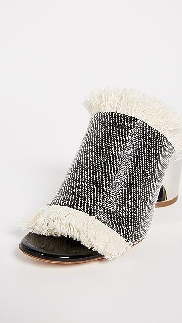 Proenza Schouler Mule Sandals