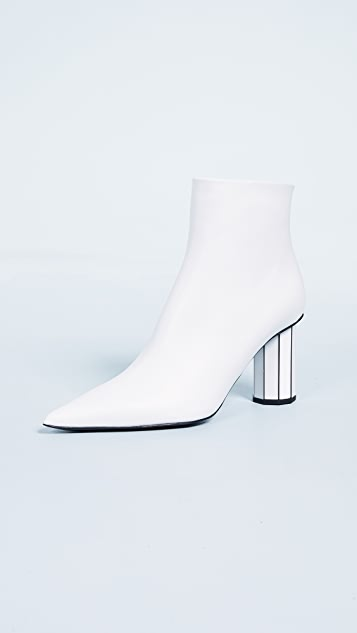 Proenza Schouler Booties with Mirror Heels