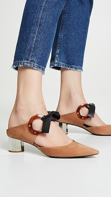 Proenza Schouler Туфли без задников с завязками