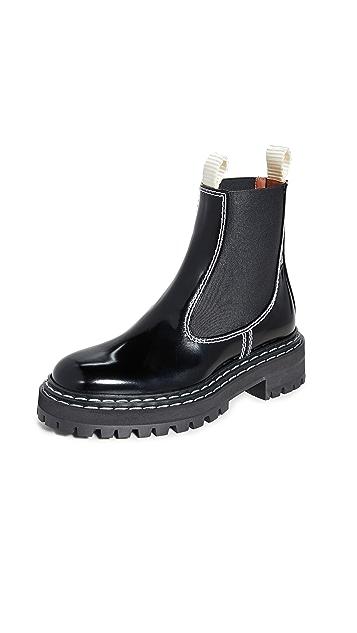 Proenza Schouler Stitch Boots