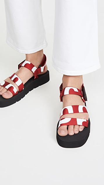 Proenza Schouler 田径鞋底凉鞋