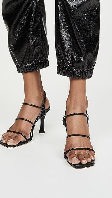 Proenza Schouler Strappy Sandals