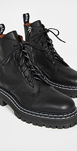 Proenza Schouler - Lace Up Ankle Boots