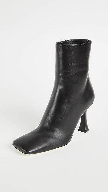 Proenza Schouler 方头踝靴