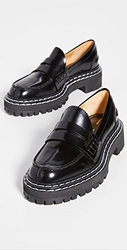 Proenza Schouler - Lug Sole Loafers