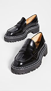 Proenza Schouler Lug Sole Loafers