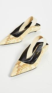 Proenza Schouler 露跟穆勒鞋
