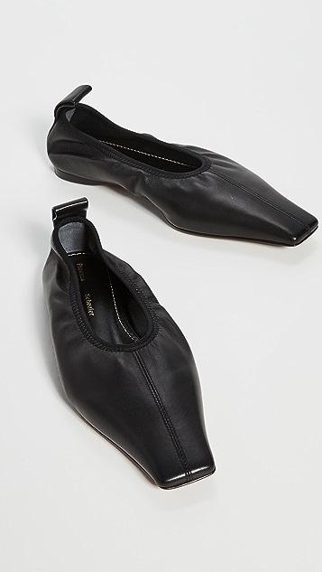 Proenza Schouler Trap 平底鞋
