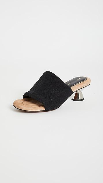 Proenza Schouler 露趾穆勒鞋