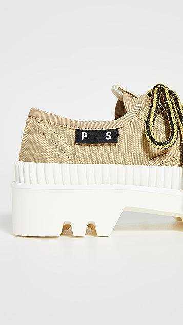 Proenza Schouler Track Sole Sneakers