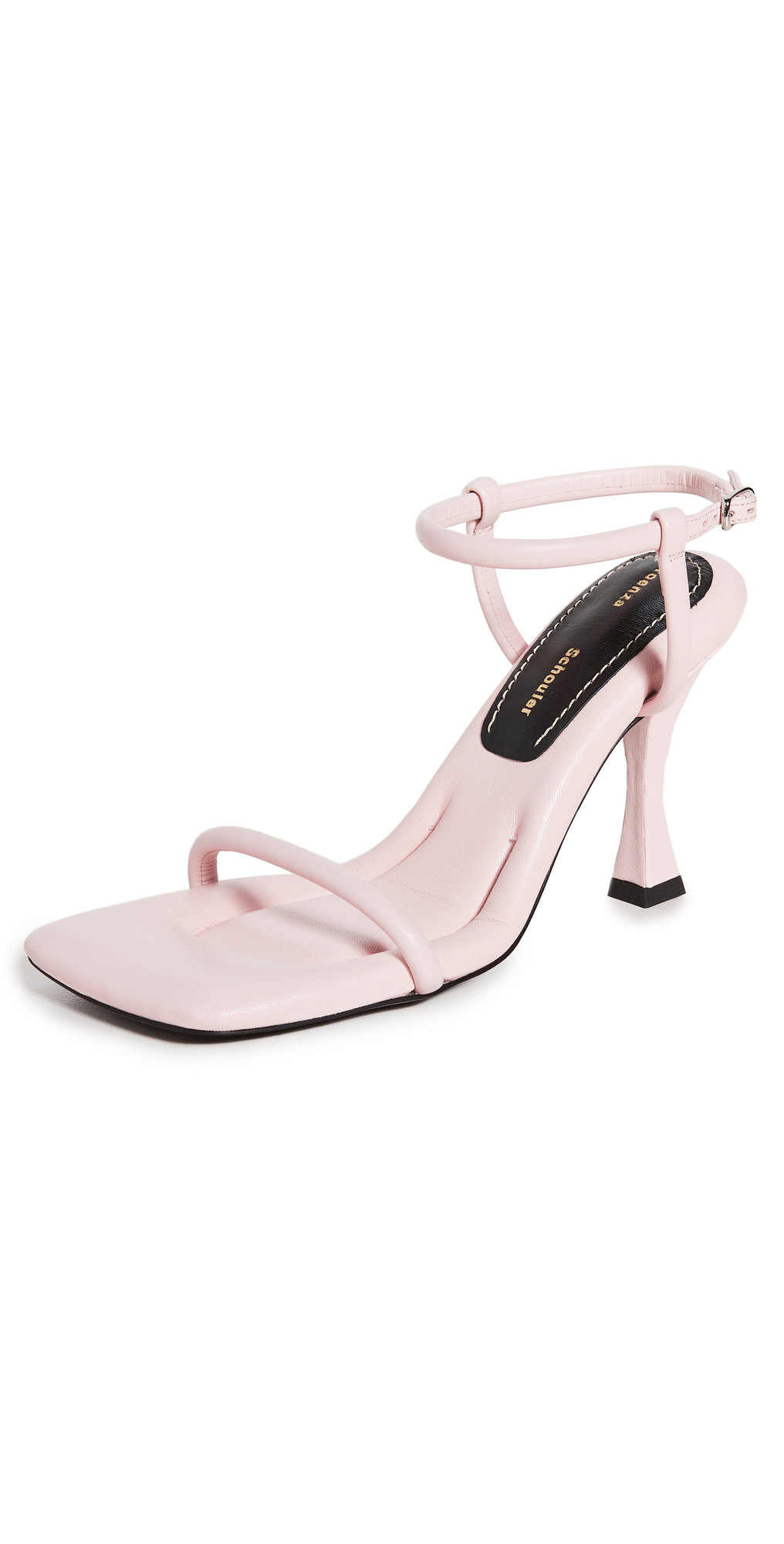 Proenza Schouler 90MM SQUARE PADDED SANDALS