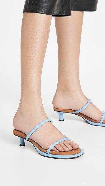 Proenza Schouler Pipe 绑带凉鞋