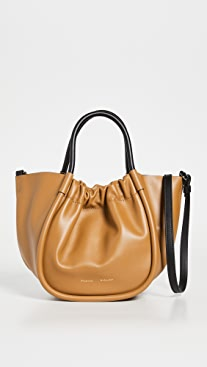 Proenza Schouler Small Ruched Crossbody Tote
