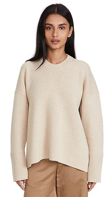 Proenza Schouler Eco Cashmere Oversized Sweater