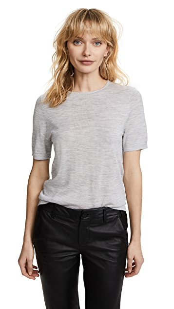 Protagonist Fine Knit T-Shirt