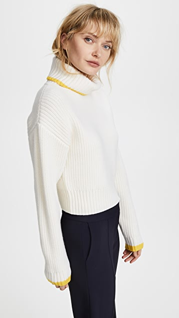 Protagonist Shaped Rollneck Sweater