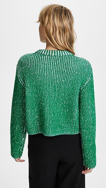 Protagonist Melange Rib Sweater