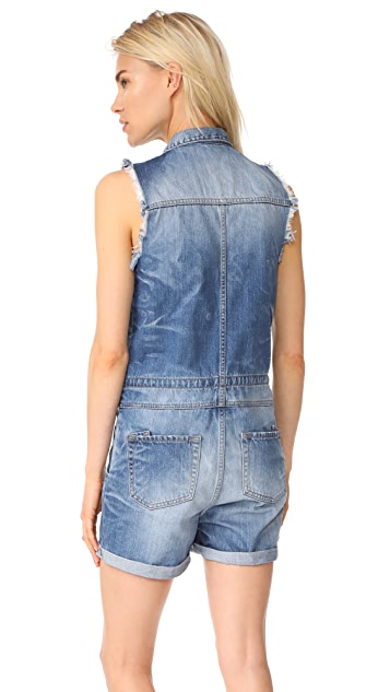 PRPS Compact Mini Mechanic Overalls