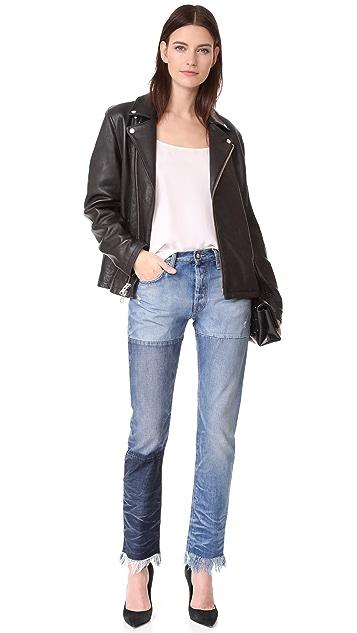 PRPS El Camino Tapered Boyfriend Jeans