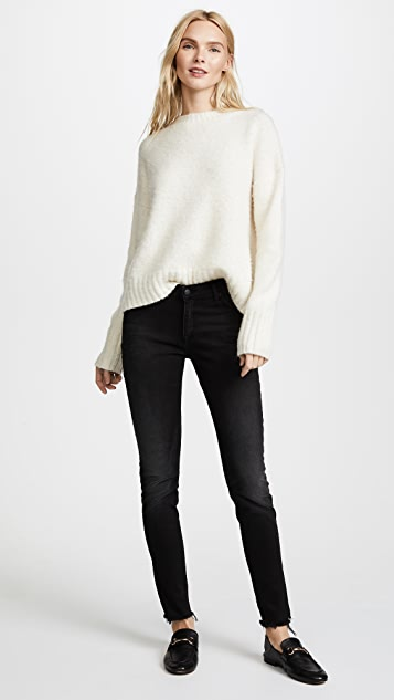 PRPS Camaro Mid Rise Skinny Jeans