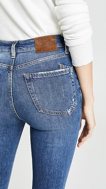 PRPS Amx Comfort Stretch HR Straight Jeans