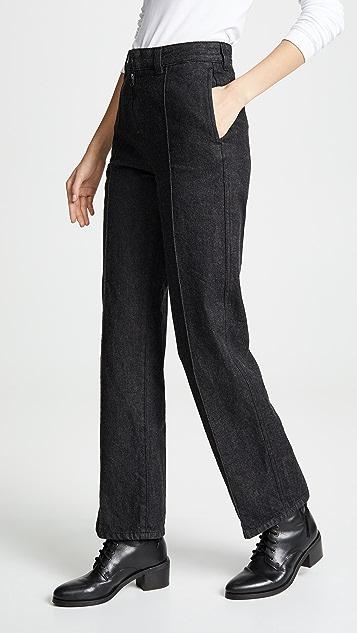 Prps Largone Wide Leg Jeans