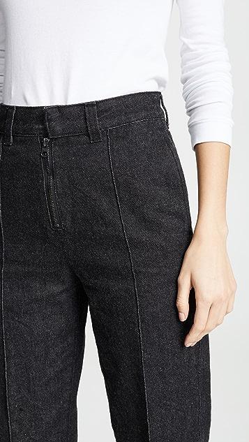 PRPS Широкие джинсы Largone