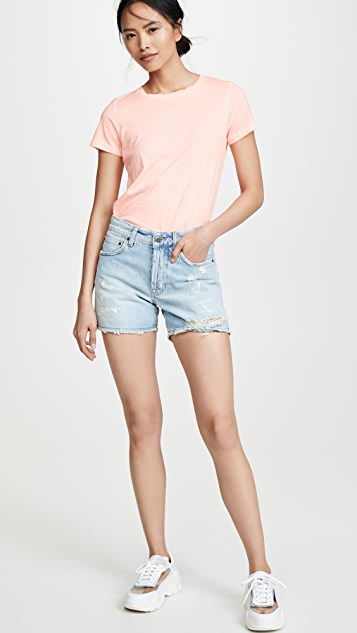 PRPS Relaxed Boyfriend Shorts