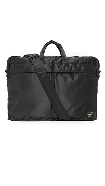 Porter Tanker 2 Way Briefcase