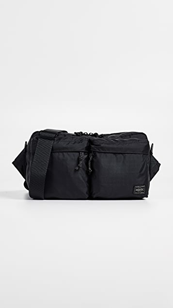 Porter Force 2-Way Waist Bag