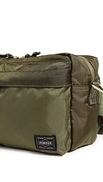 Porter Force 2 Way Waist Bag