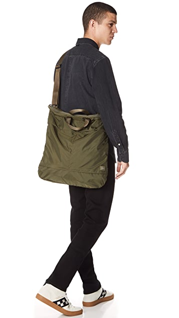 Porter Flex 2 Way Helmet Bag