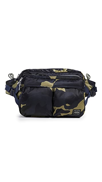 Porter Counter Shade Waist Bag