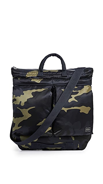 Porter Counter Shade Helmet Bag