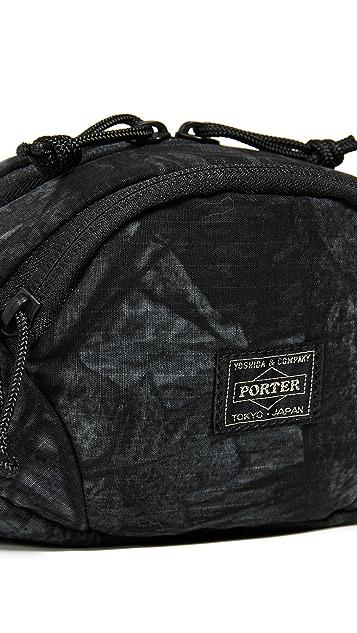 Porter Leaf Shade Belt Bag
