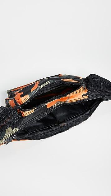 Porter PS Camo Waist Bag