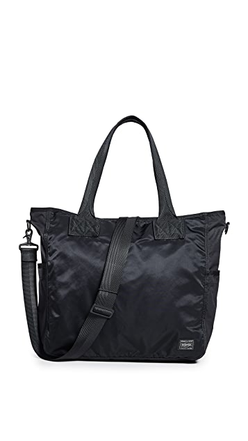 Porter Frame 2-Way Tote Bag