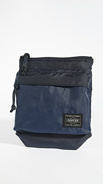 Porter Flex Shoulder Pouch