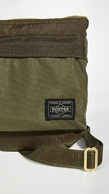 Porter Flex Shoulder Pouch