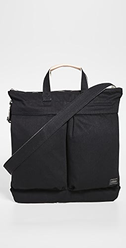 Porter - Noir 2-Way Helmet Bag