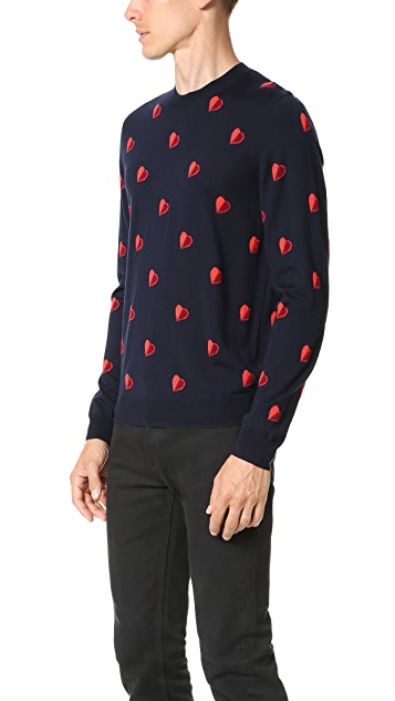 PS by Paul Smith Crew Neck Sweater