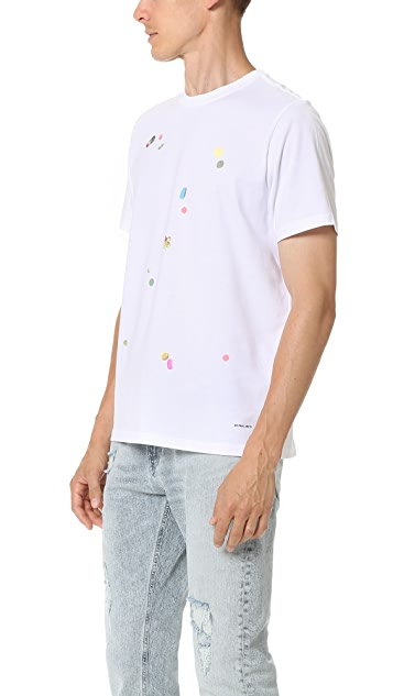 PS by Paul Smith Regular Fit Pills Tee