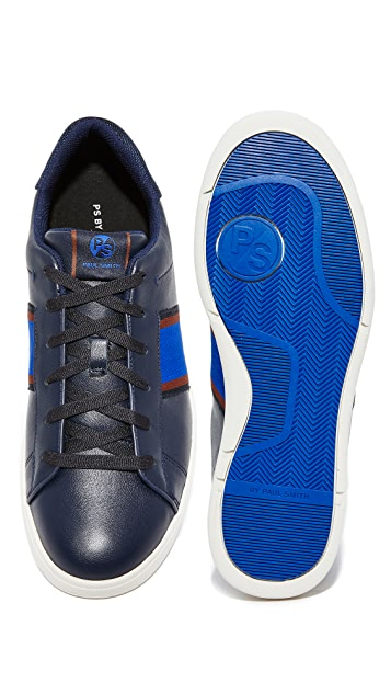 PS by Paul Smith Lawn Stripe Sneakers
