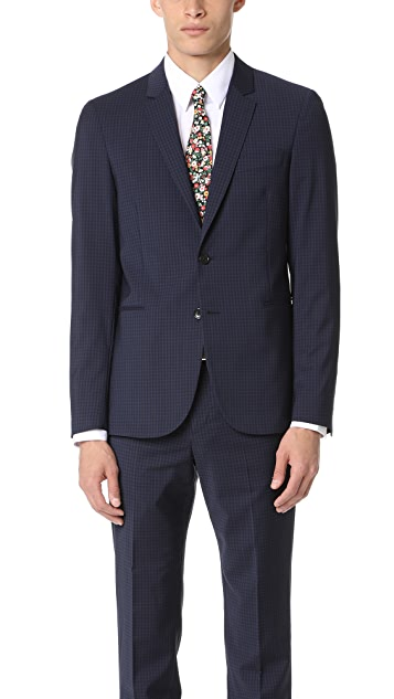 PS by Paul Smith Slim Fit Suit Jacket